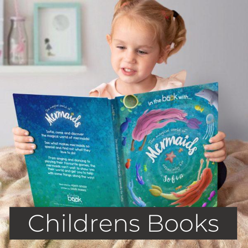 personalised books for children gifts