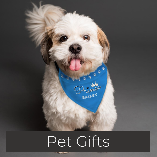 personalised pet gifts for dog cat